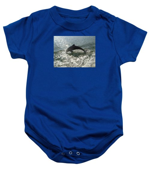 Jumping For Joy Baby Onesie
