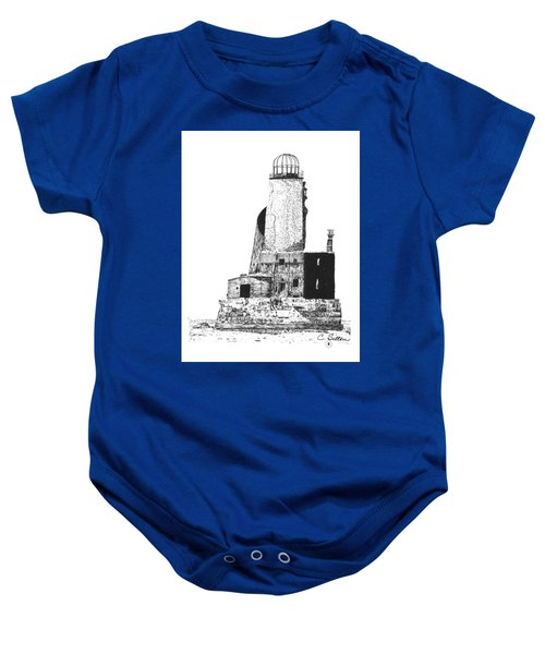 Lighthouse Baby Onesie