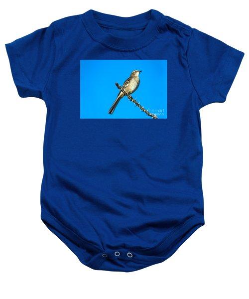 Mockingbird Baby Onesie