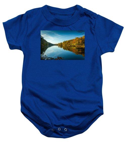 Ogle Lake Baby Onesie