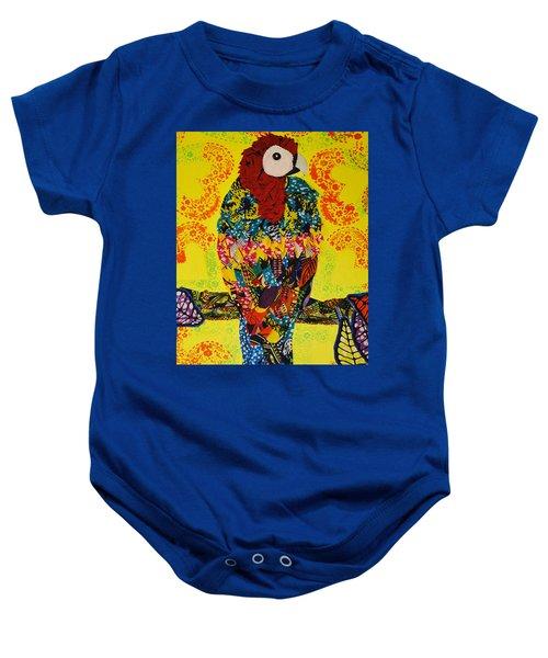 Parrot Oshun Baby Onesie