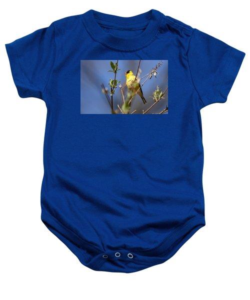Perfect Shade Of Yellow Baby Onesie