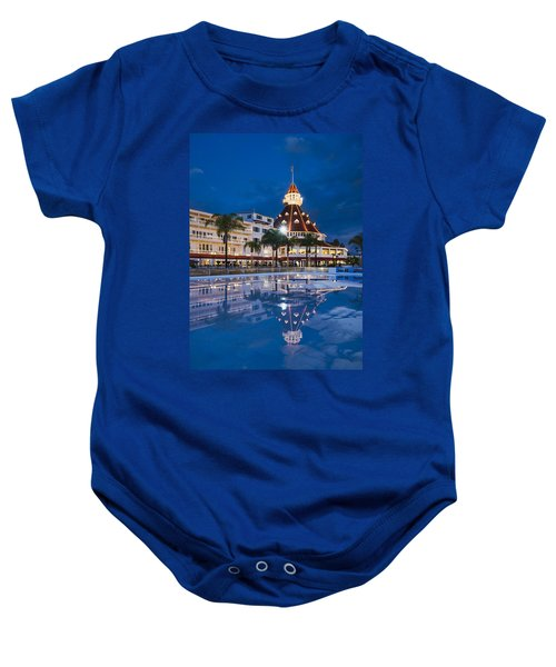 Rare Reflection Baby Onesie