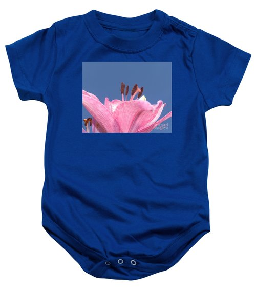 Reach For The Sky - Signed Baby Onesie