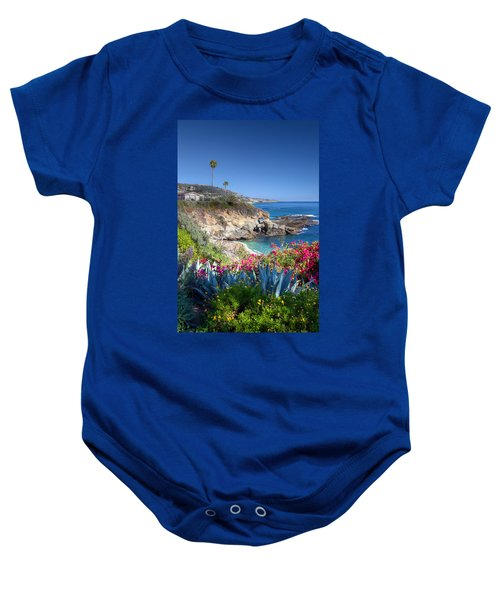 Sea Arch At Montage Resort Baby Onesie