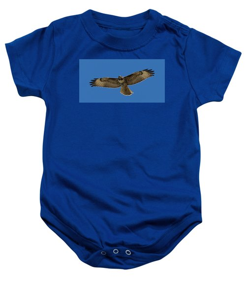 Spread Your Wings  Baby Onesie