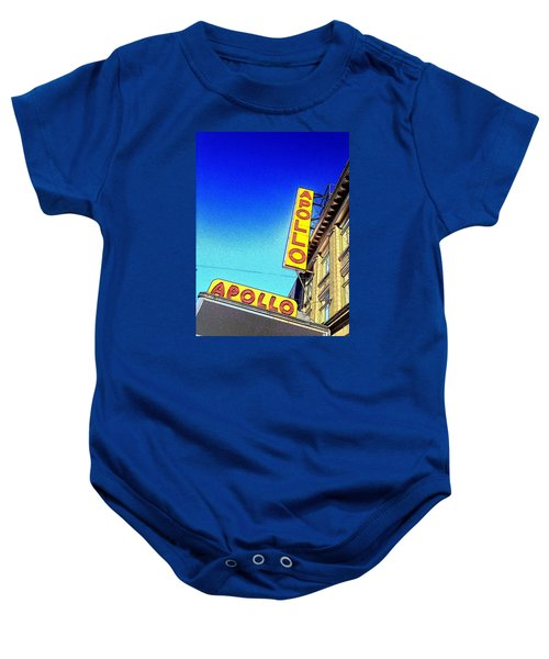 The Apollo Baby Onesie by Gilda Parente