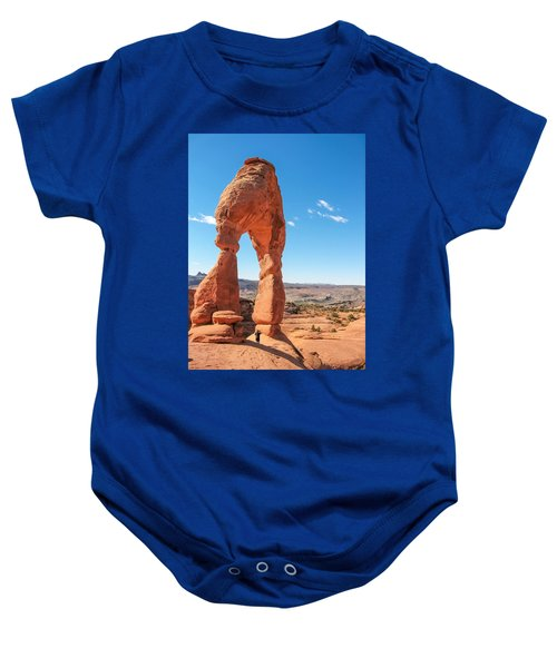 The Delicate Arch Baby Onesie