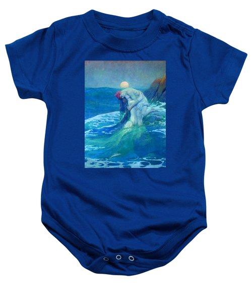 The Mermaid Baby Onesie