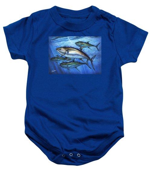 Tuna In Advanced Baby Onesie