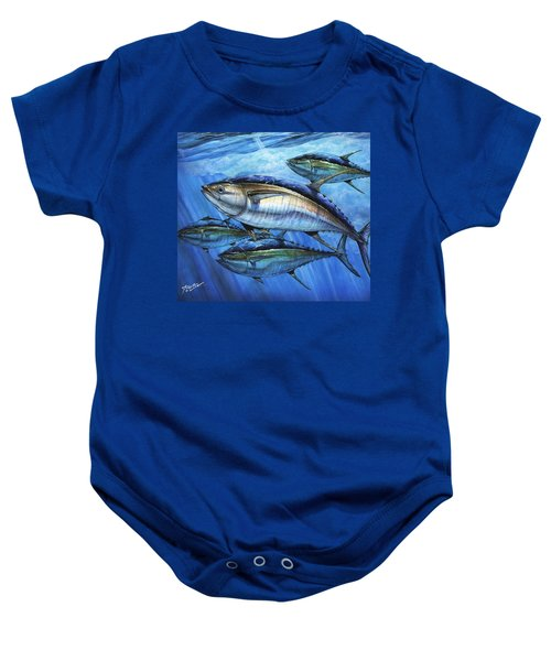 Tuna In Advanced Baby Onesie