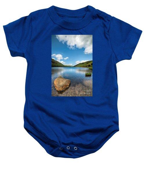 Welsh Lake Baby Onesie