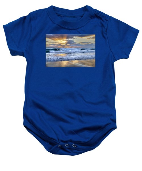 Window To Heaven Baby Onesie