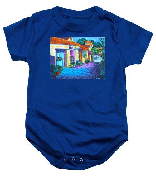 Artist Village Baby Onesie
