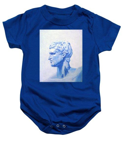 Athenian King Baby Onesie