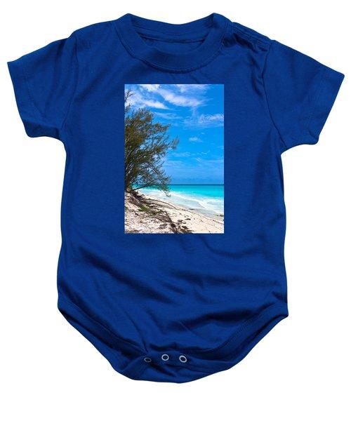 Bimini Beach Baby Onesie