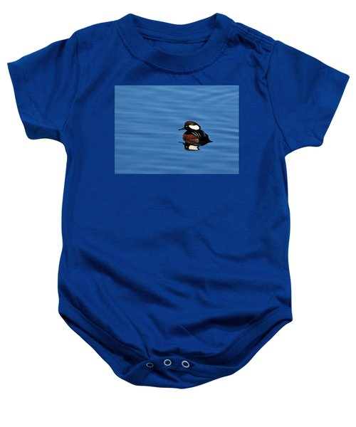 Calm Reflection Baby Onesie
