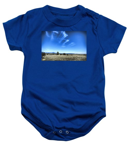 Point Of Pines - San Carlos Indian Reservation Baby Onesie