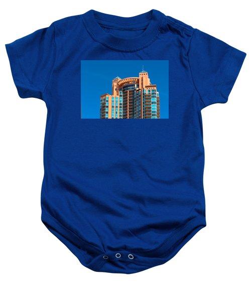 Portofino Tower At Miami Beach Baby Onesie