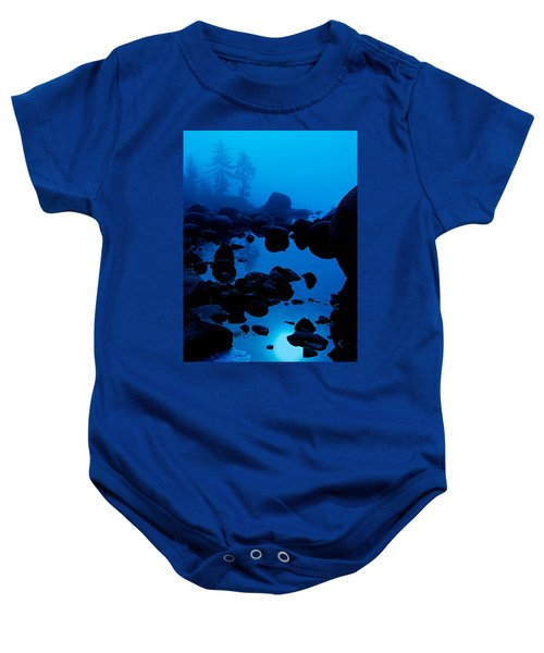 Arise From The Fog Baby Onesie