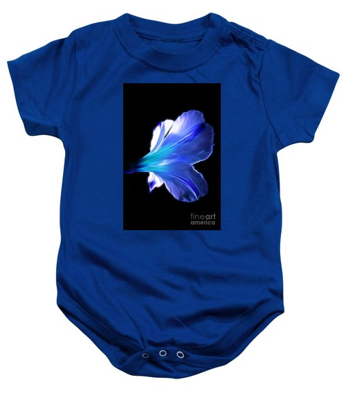 Forget Me Not Baby Onesie