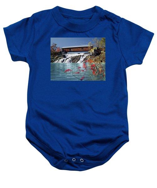 134202-a The Willard Baby Onesie