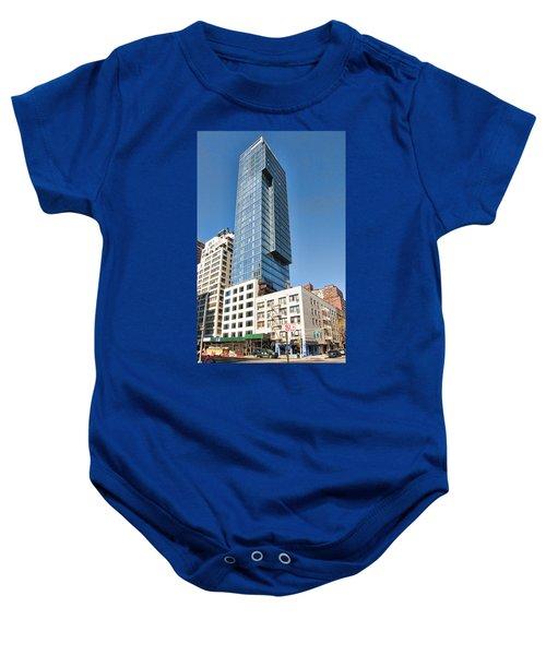 1355 1st Ave 7 Baby Onesie