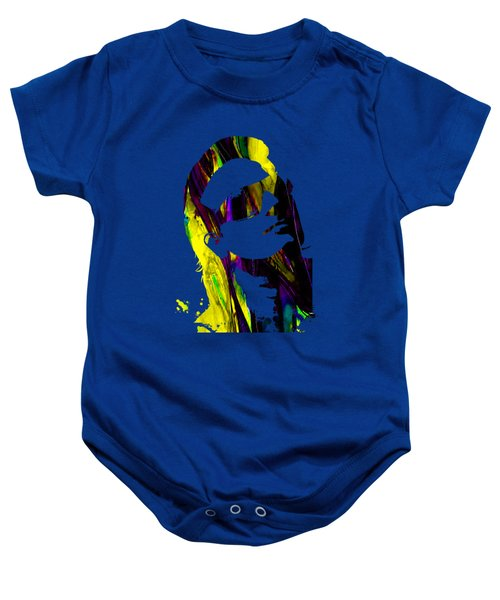 Bono Collection Baby Onesie by Marvin Blaine