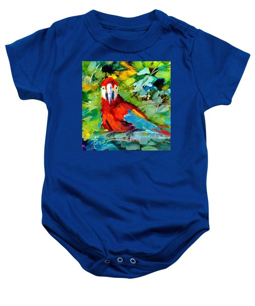 Papagalos Baby Onesie
