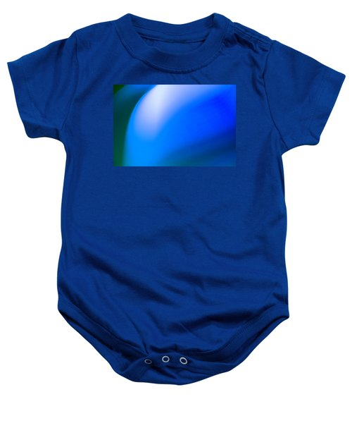 Abstract No. 7 Baby Onesie