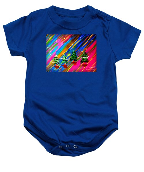 Altered States Of Consciousness Baby Onesie