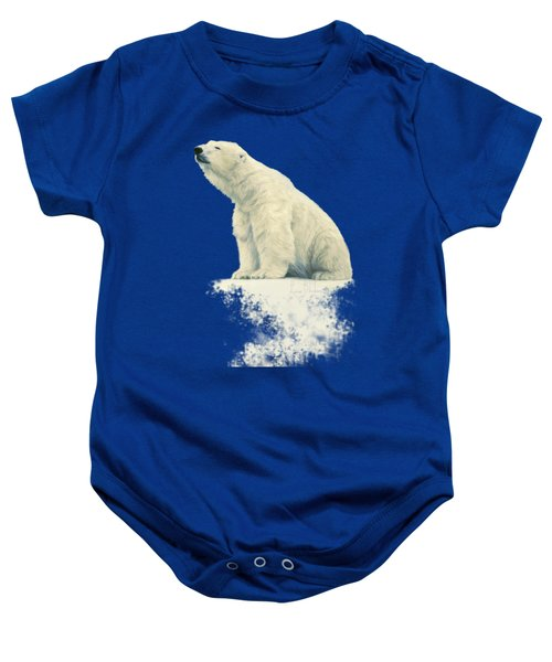 Something In The Air Baby Onesie by Lucie Bilodeau