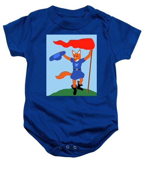 Reynard The Fairy Tale Fox Baby Onesie