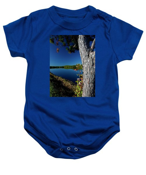 Ashley Reservoir Baby Onesie