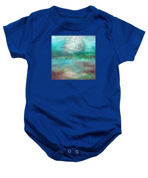 At The Shore Baby Onesie