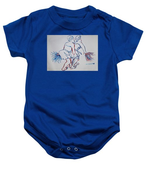 Atsiagbekor Traditional Dance Togo Baby Onesie