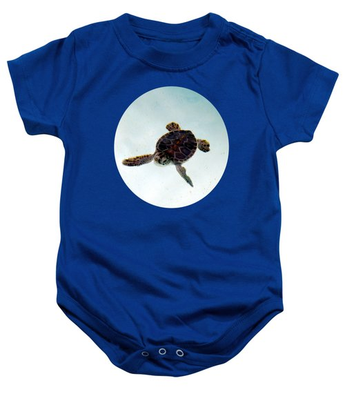 Baby Turtle Baby Onesie