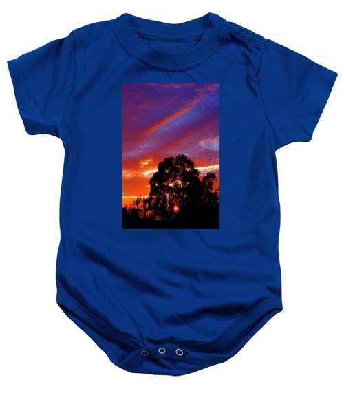 Being There Baby Onesie