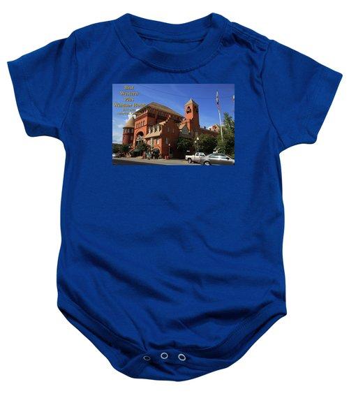 Best Western Plus Windsor Hotel -2 Baby Onesie