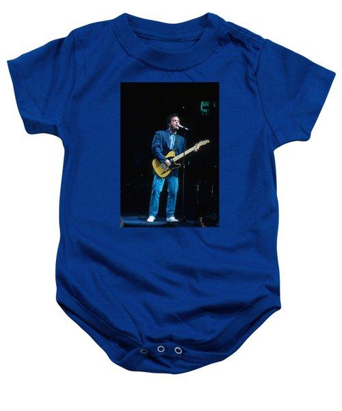 Billy Joel Baby Onesie