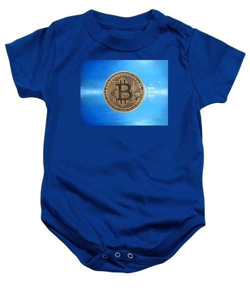 Bitcoin Revolution Baby Onesie
