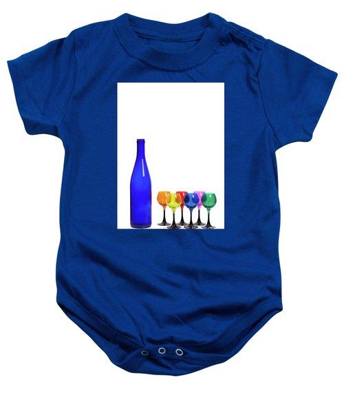 Blue Bottle #2429 Baby Onesie