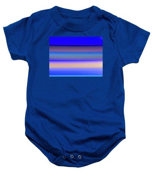 Blue Hour Baby Onesie