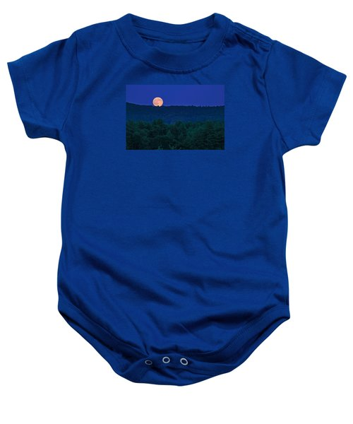 Blue Moon Baby Onesie
