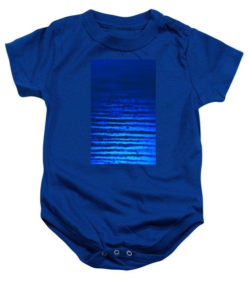 Blue Sea Dream Baby Onesie