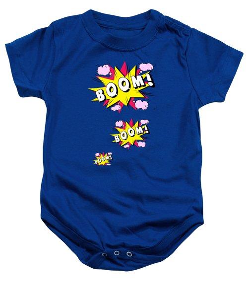 Boom Comics Baby Onesie