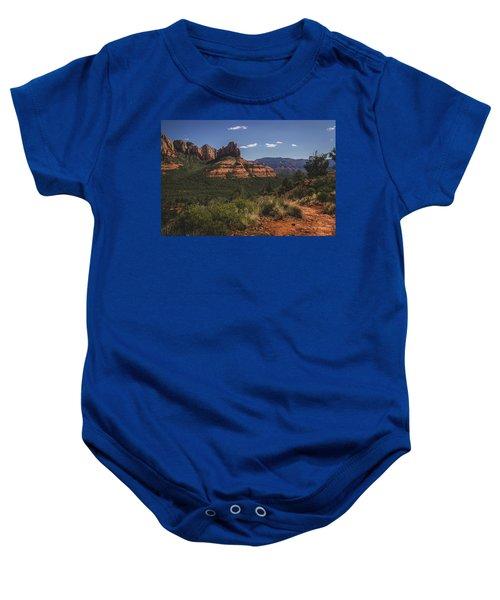 Brins Mesa Trail Vista Baby Onesie