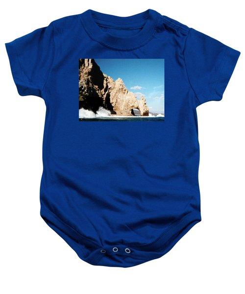 Cabo San Lucas Arch Baby Onesie