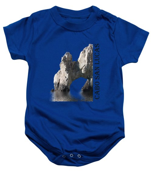 Cabo San Lucas Archway Baby Onesie