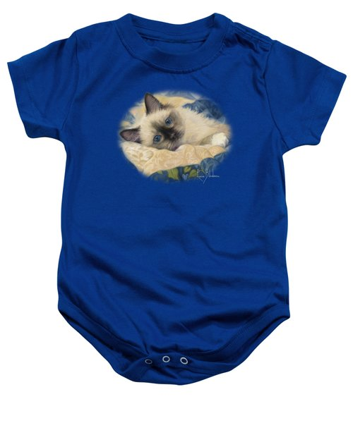 Charming Baby Onesie by Lucie Bilodeau